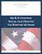 Aid & Attendance:  Special Care Pensions for Wartime Veterans
